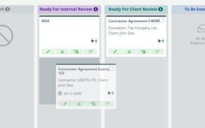 January 2021 Release: Kanban View; Track Changes; Real Time Collaborative Drafting; and More
