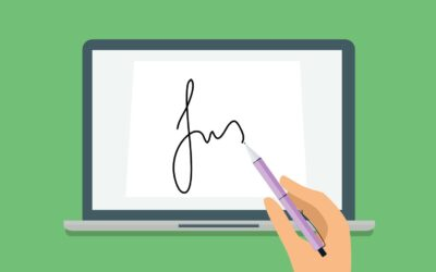 Closing The Loop: Electronic Signature in Contract Lifecycle Management