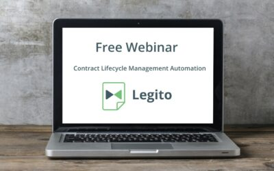Save your seat for our Contract Lifecycle Management Automation Webinar