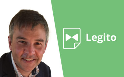 Charles Drayson joins Legito as Chief Community Officer
